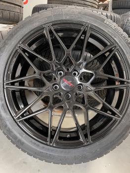 Winterkomplettrad Secret Wheels SW2 28x19 Zoll 5x112 ET45