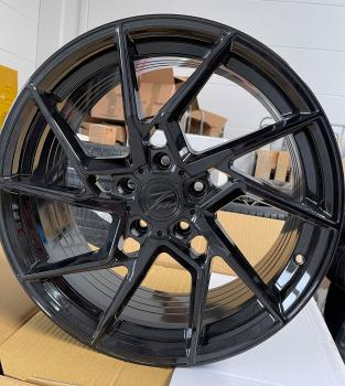 Z-Performance ZP3.1 9x20 5x112 ET35 72,6 Black Gloss SATZPREIS